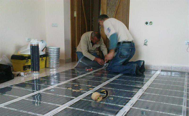Электрическое отопление квартиры в многоквартирном доме