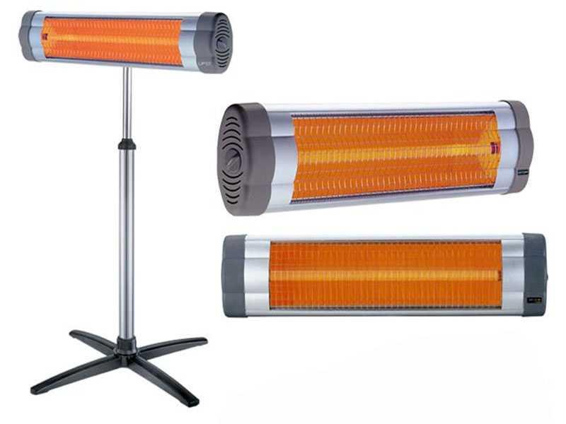 Что лучше тепловентилятор или инфракрасный обогреватель