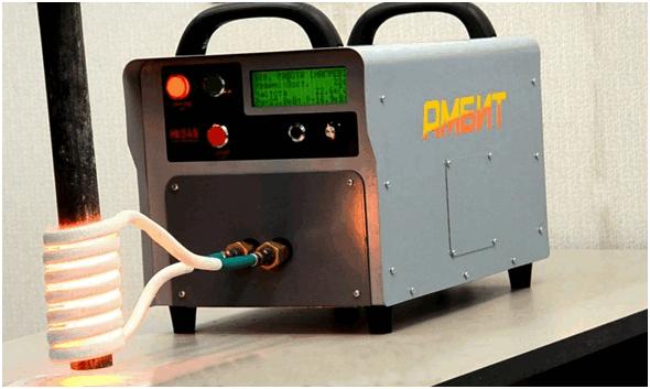 Устройство и применение индукционного обогревателя для дома || Принцип работы индукционного нагревателя