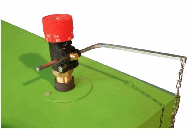 Как установить терморегулятор на котел зота