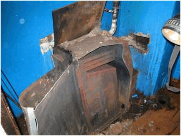 Теплообменник от перегрева котла как снять теплообменник с газового котла дэу видео