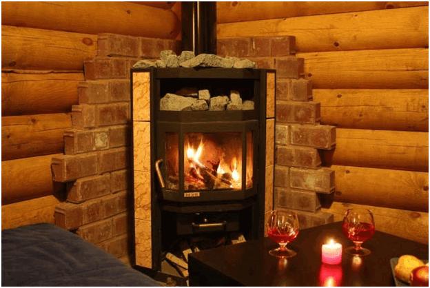 Требования к деревянному дому для установки камина дымоход сэндвич проход металлочерепицы