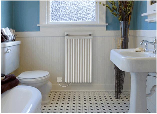 Обогреватели для ванной комнаты - Тепло Проект