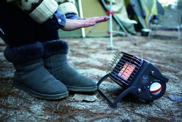 Самодельная газовая печь для обогрева палатки. Обогрев туристической палатки зимой