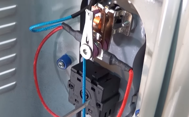 Электрическая схема нагревателя трансформаторного масла