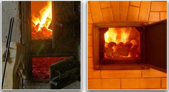 Как правильно топить баню с металлической печью