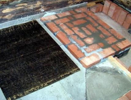 Печи из кирпича для дачи на дровах: порядовки и схемы кладка своими руками