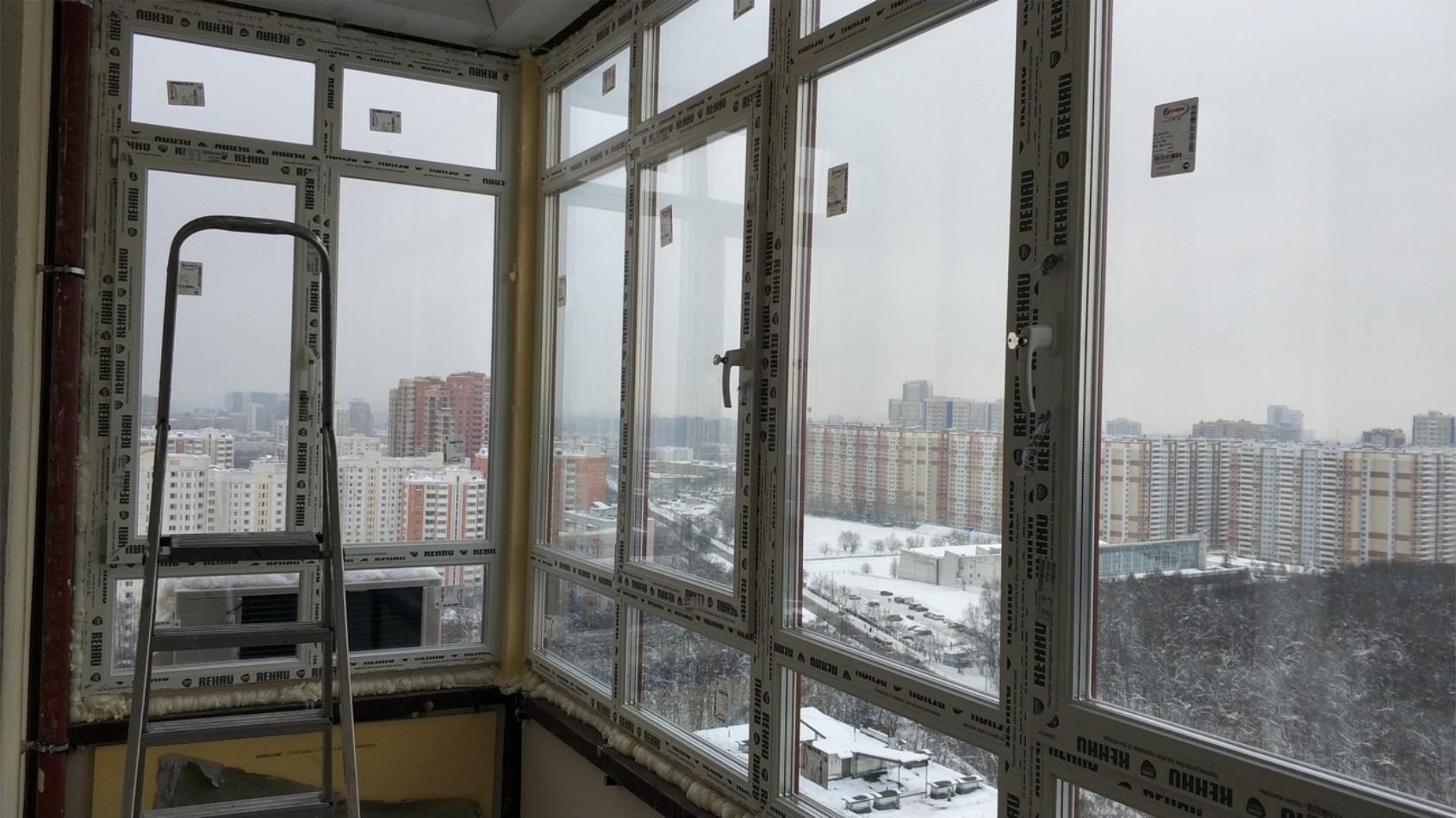 Технология утепления балкона минватой своими руками