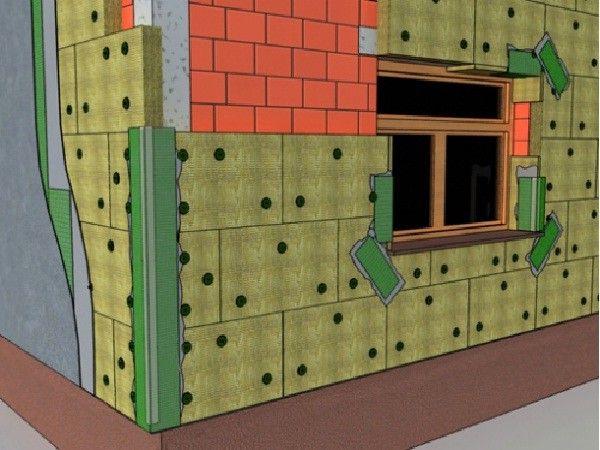 Тонкий утеплитель для стен внутри деревянного дома