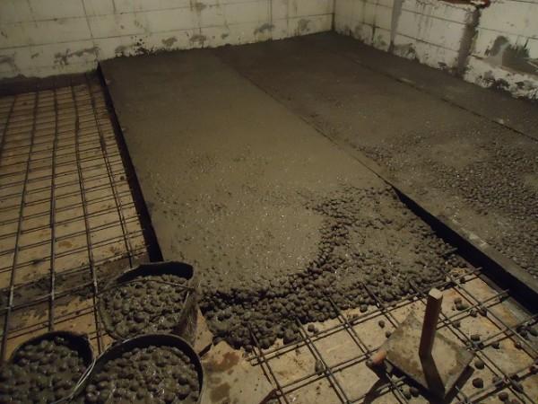 Керамзитобетон для стяжки пола в гараже купить бетон кумертау