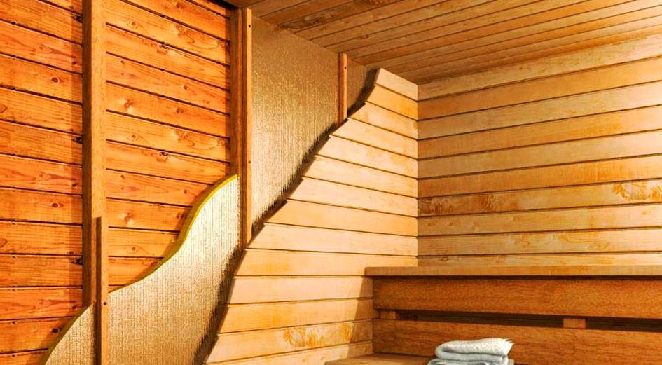 Как утеплить парилку (парную, помывочную) в бане изнутри