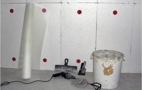 Как правильно утеплить гараж пенопластом своими руками