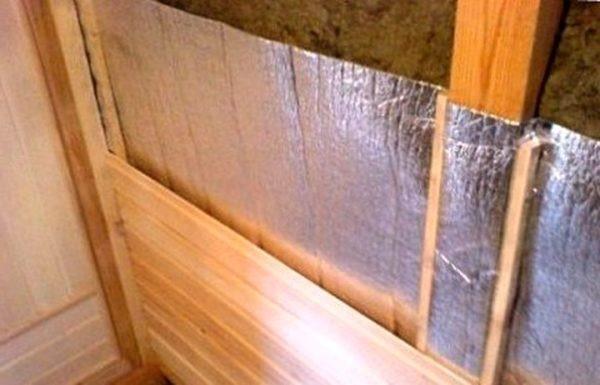 Как и чем утеплить стены в бане (изнутри и снаружи)