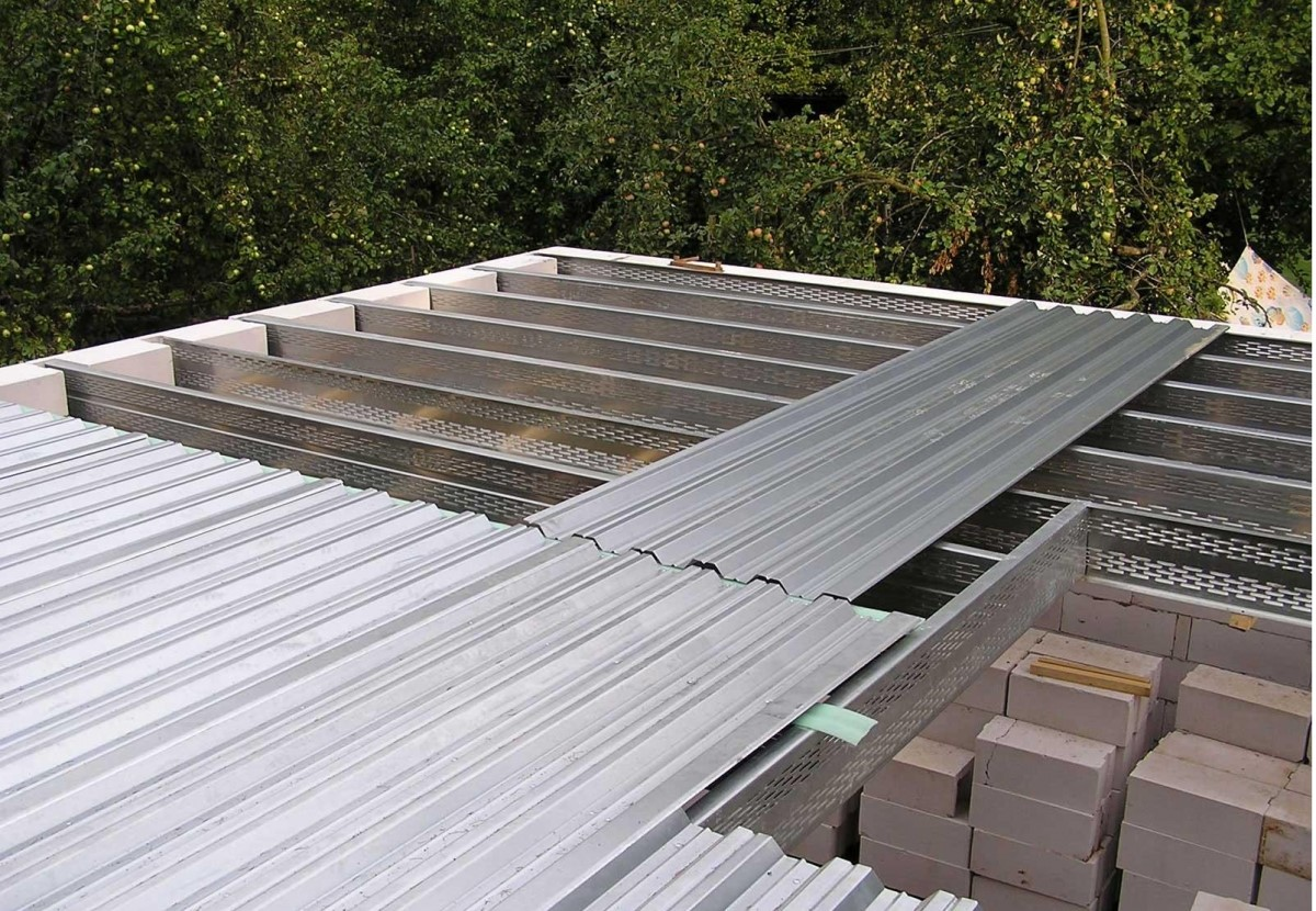 Как утеплить крышу гаража самостоятельно