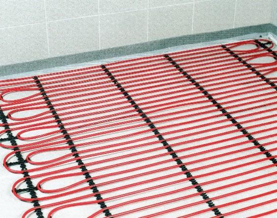 Как правильно сделать тёплый пол в бане своими руками