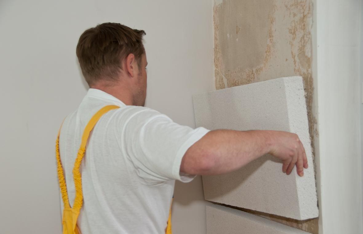 Как утеплить бетонный гараж своими руками