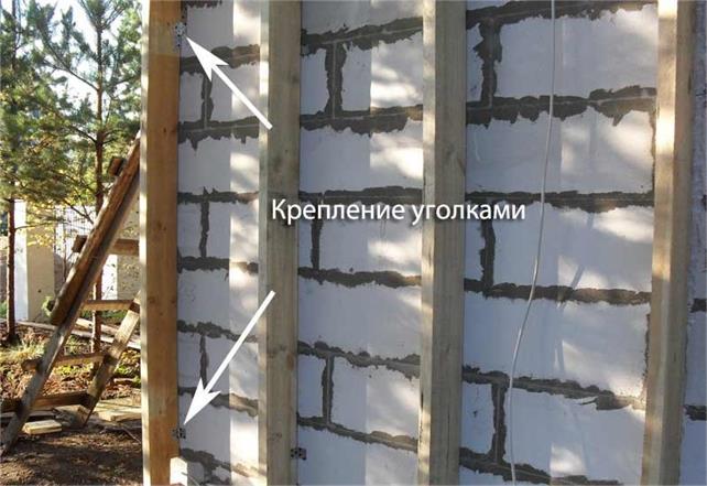 Утепление газосиликата – Утепление стен из газосиликатных блоков снаружи минеральной (каменной) ватой