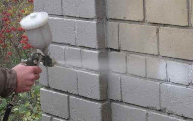 Утепление стен пеной