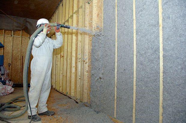 Технологии и материалы для утепления стен