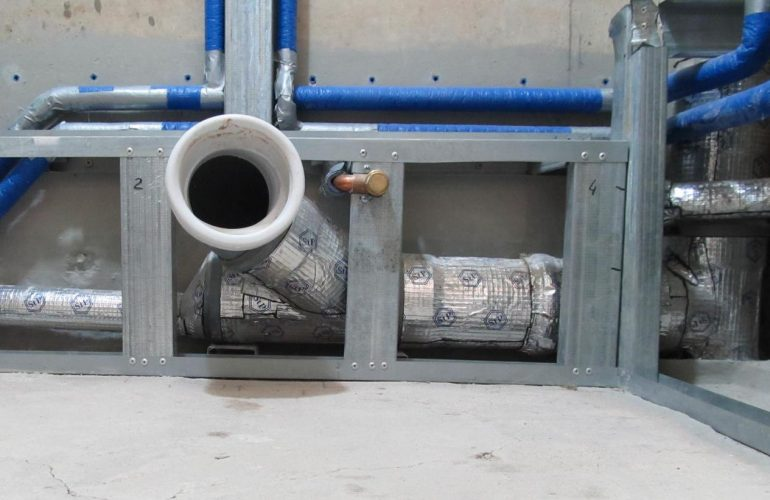 Шумоизоляция труб канализации в квартире своими руками