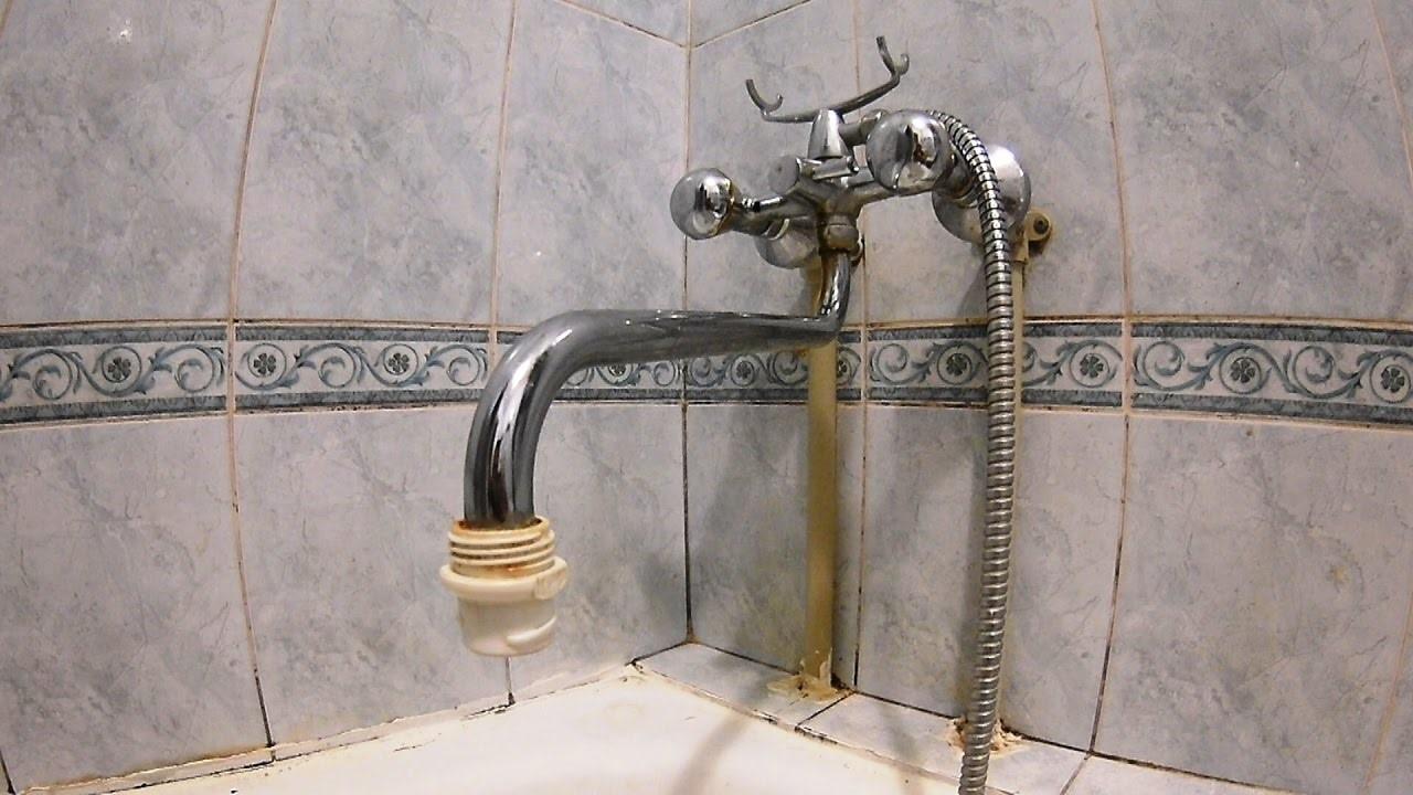 Типы кран букс для воды