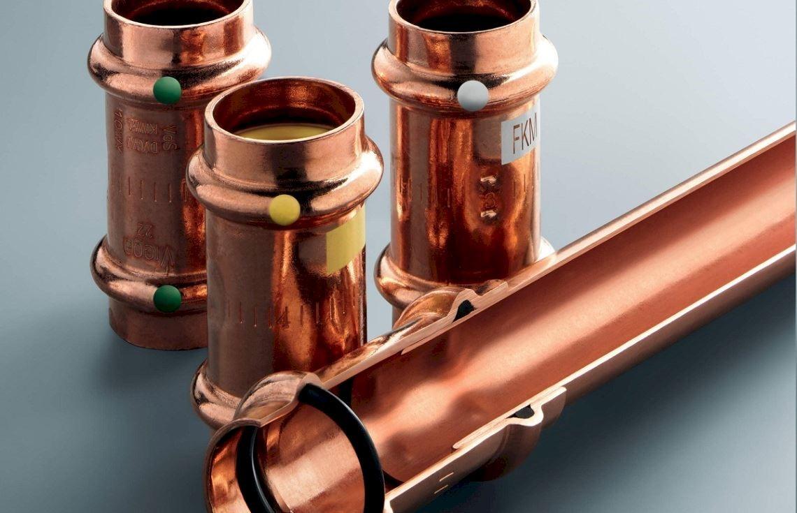Виды медных труб, размеры и диаметр медных труб, поставка медных труб