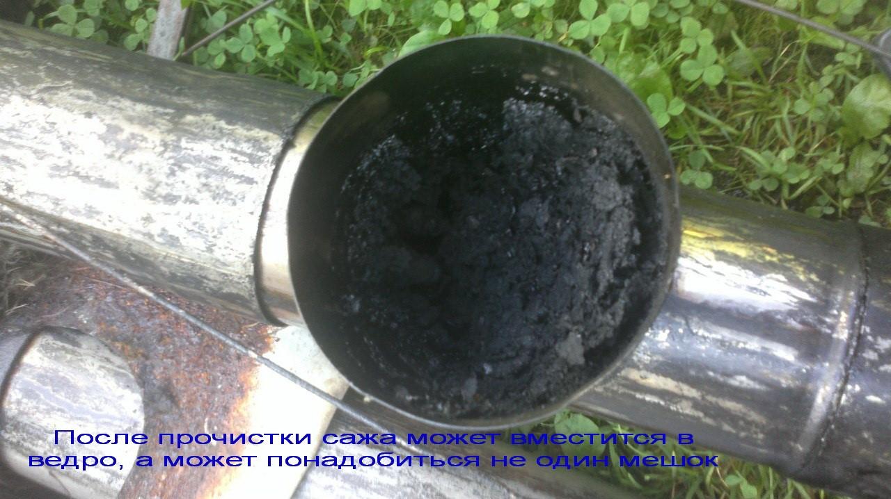 Чистка дымохода народными средствами - Всё о кровле