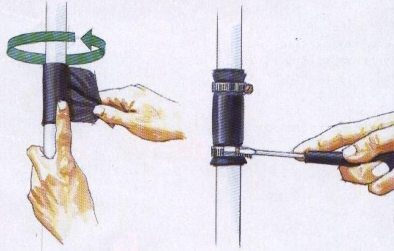 Прорвало трубу: что делать, куда звонить при прорыве трубопровода в квартире