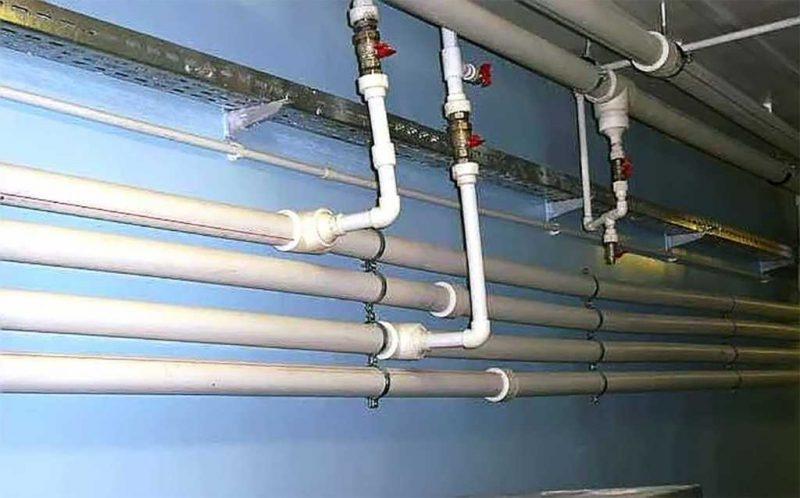 подбор труб для отопления из полипропилена